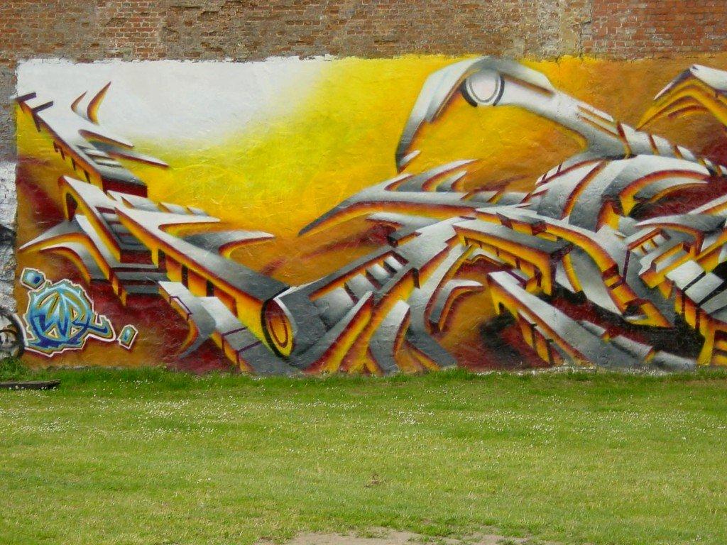 Fotke grafita - Page 2 DOT_Belgium_Antwerp_Grafitti_1