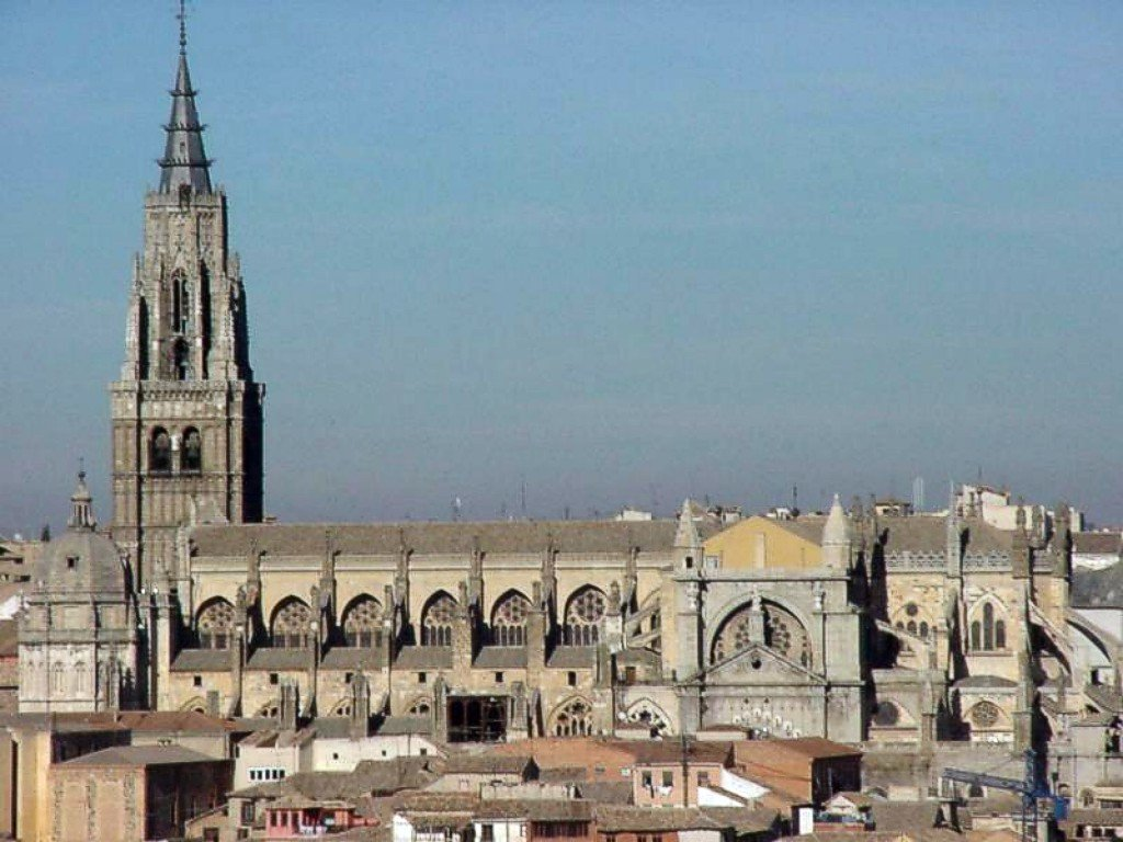 Catedral de Toledo  Toledo, Spain - SkyscraperCity